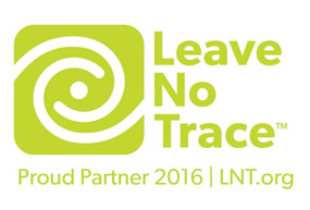 leave no trace partner logo